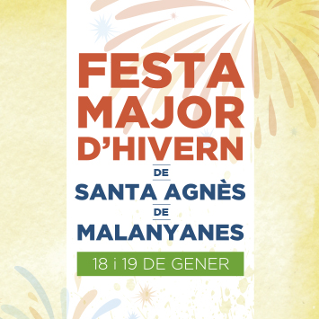 Festa Major d'hivern de Santa Agnès